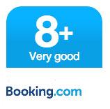 Recensioni in booking.com